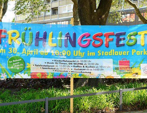 Eitel Sonnenschein für unser Frühlingsfest 2016!