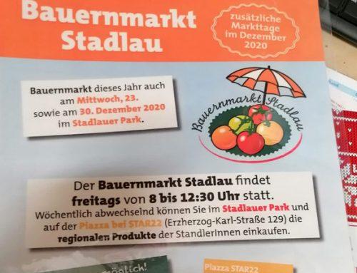 Zusatztermine Bauernmarkt im Dezember