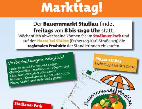 Unser Bauernmarkt 2021