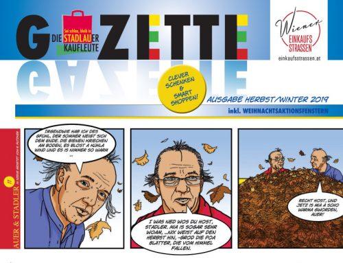 Neue Ausgabe der GAZETTE in Vorbereitung!